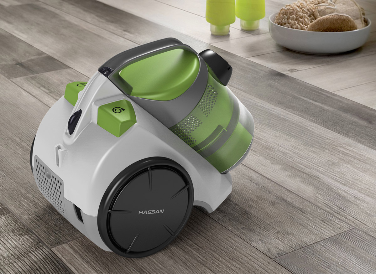 HS 305 | Cyclonic Vacuum Cleaner