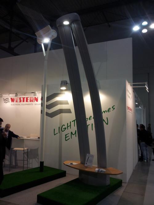 Off Grid Lighting System | Western & Co | 2013