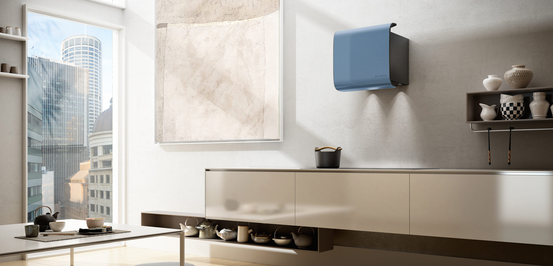 Carrè | Kitchen Hood