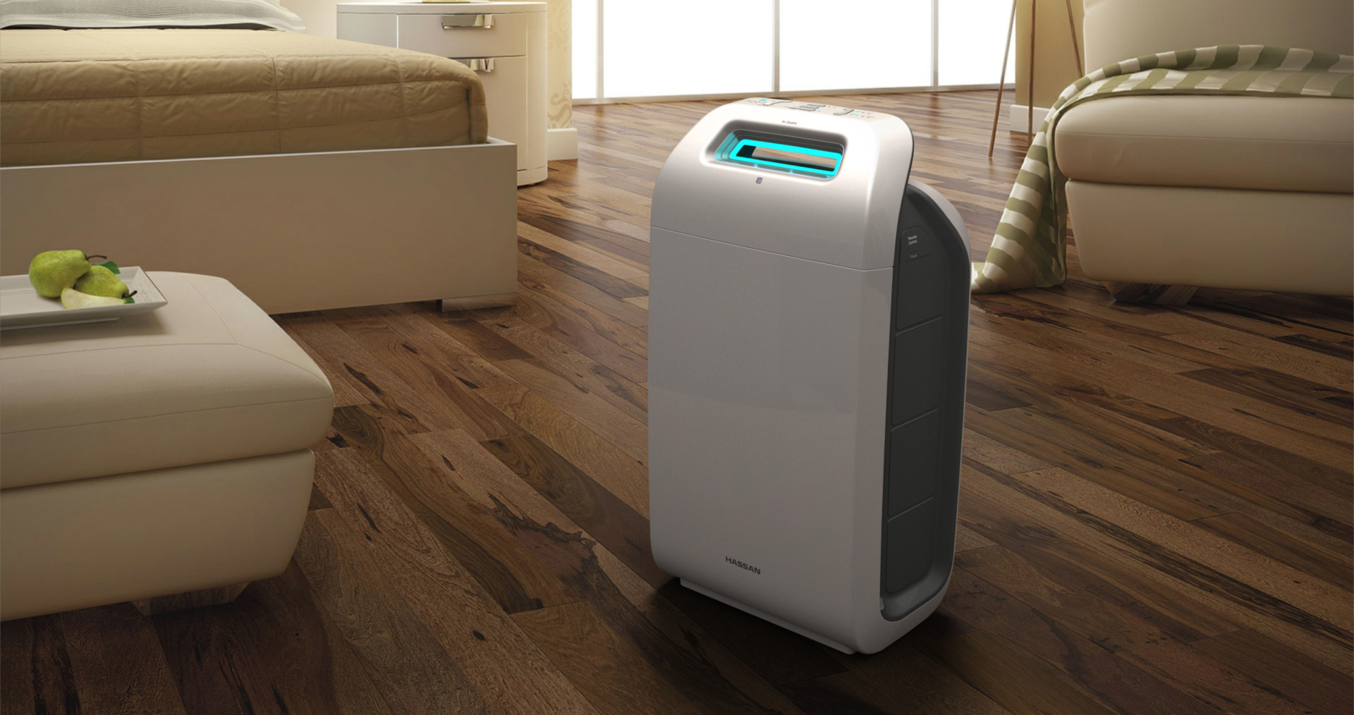 HS-KJ688UV | Air Purifier