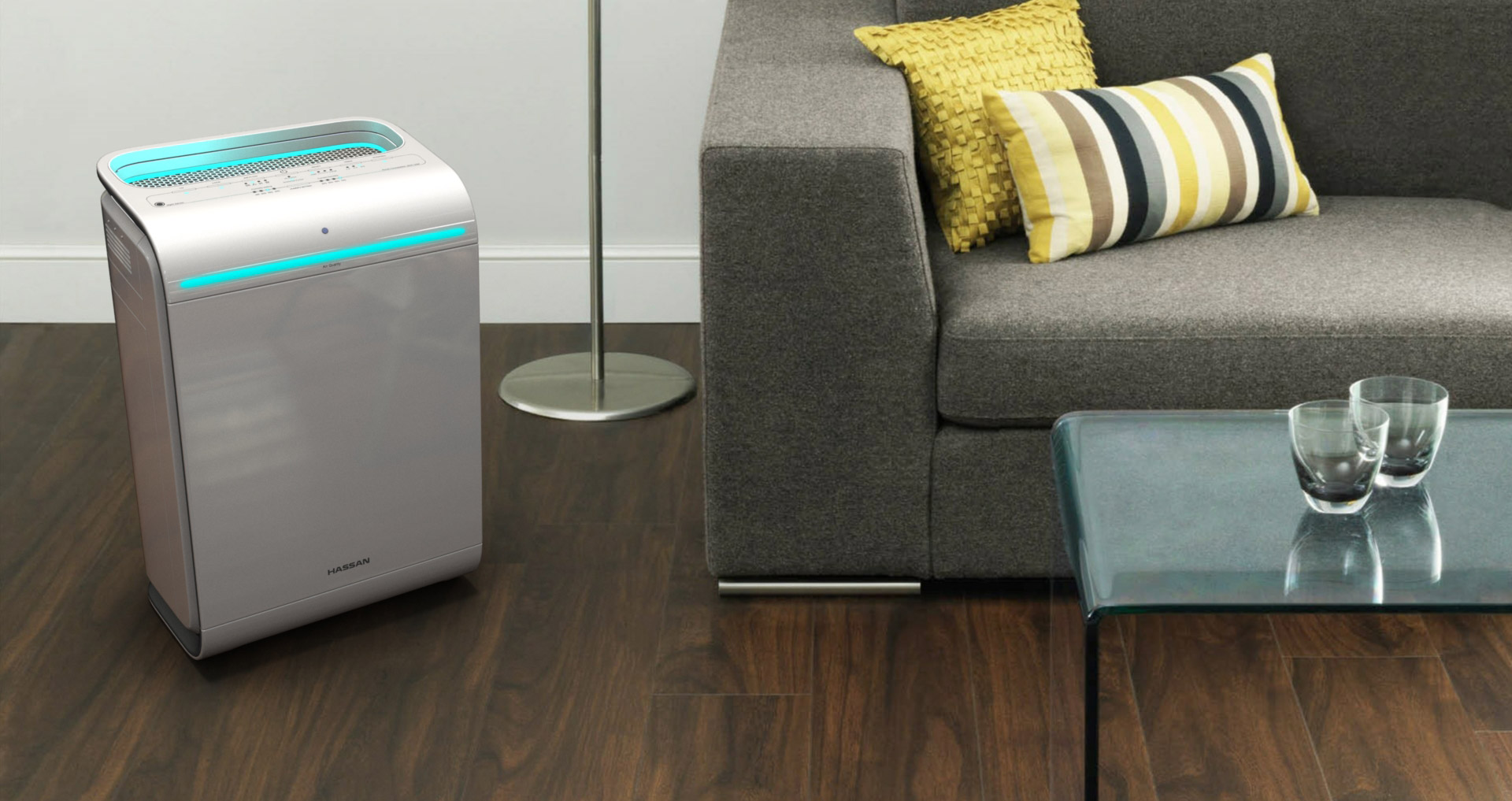 HS-KJH588 | Air Purifier